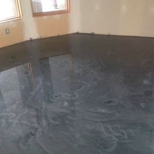 residential reflector floor
